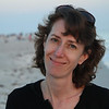 Ellen on Beach