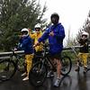 Biking Down Haleakala