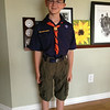 One Cute Boy Scout