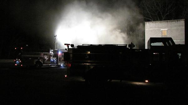 11/20/2012 Live Burn