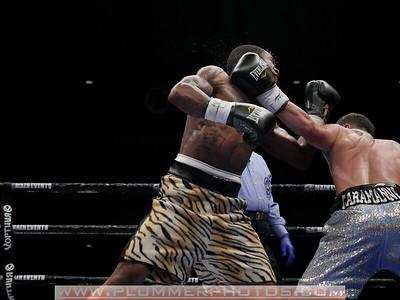 BOXING 2014 - Omar Caroll Cruz vs Anthony Trujillo