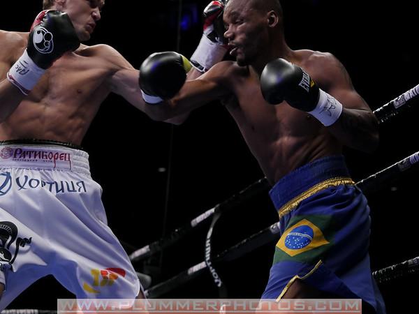 Vasily Lepikhim vs Jackson Junior 11/8/2014
