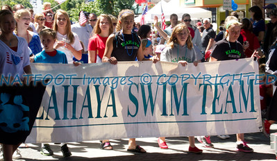 Klahaya Swim Team