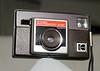 Kodak Instamatic X-15F.