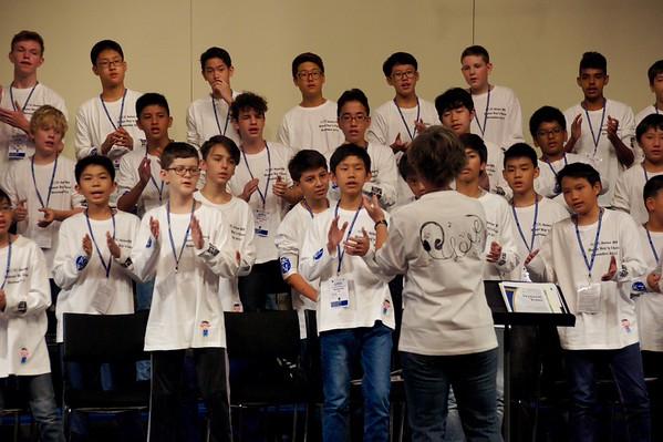 2015 Asian Middle School Honor Boys' Choir Festival