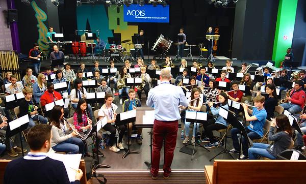 European Middle School Honor Band Festival