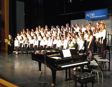 European International Honor Girls' Choir Festival