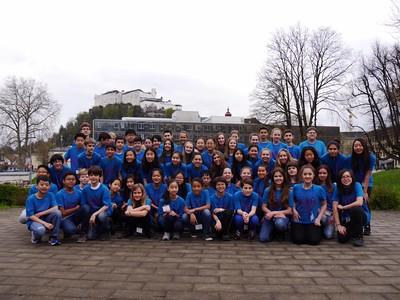 European Middle School Honor Orchestra Festival