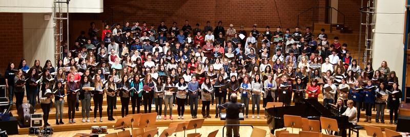 International High School Honor Choir Festival