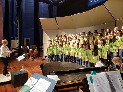 Middle School Honor Mixed Choir Festival