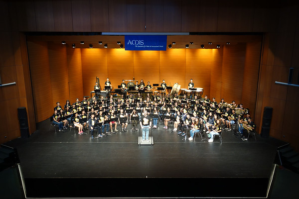 AsianMiddle SchoolHonor Band
