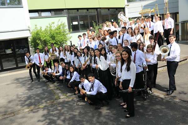 EuropeanMiddle SchoolHonor BandFestival