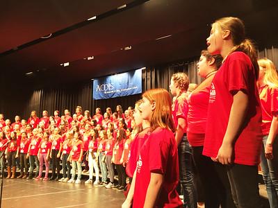 European Middle School Honor Girls' Choir