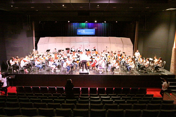 EuropeanMiddle SchoolHonor Orchestra Festival