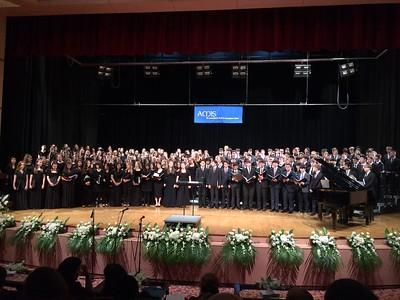 HighSchoolHonor Choir Festival 2017