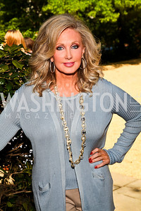 Actress Morgan Fairchild. Photo by Tony Powell. 18th Annual White House Correspondents' Garden Brunch. Beall-Washington House. April 30, 2011