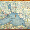 Northern Ontario 1958 map. Shell.