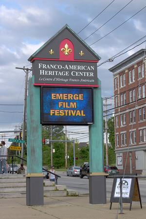 1st Annual Emerge Film Festival