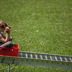 Kistenfahrt für Kinder
