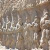"""Camera B: processione dei """"Dodici Dèi"""", divinità ctonie"""