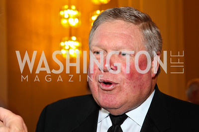 Rep. Norm Dicks. Kennedy Center Spring Gala. Photo by Tony Powell. April 3, 2011