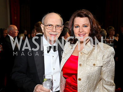 Sam Dawson, Rachel Pearson. Kennedy Center Spring Gala. Photo by Tony Powell. April 3, 2011