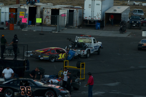 2012 Fall Classic Late Model 200