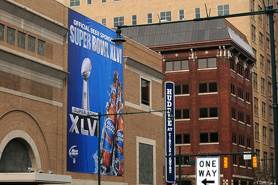 2012 Super Bowl Photos