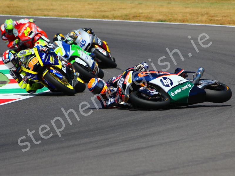 Tito Rabat, Mugello 2012, Moto2