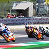 Maverick Vinales, Sandro Cortest, Romano Fenati, Mugello 2012, Moto3