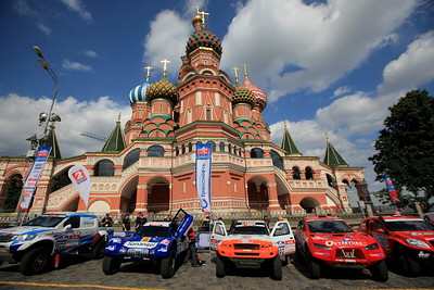 SilkWayRally 2012