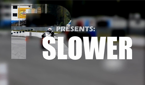 Slower: The 2013 Season Review Video