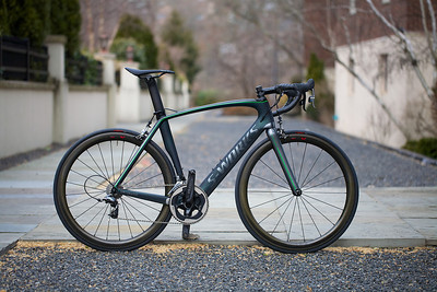 2013 Specialized S-Works Venge Cavendish Edition