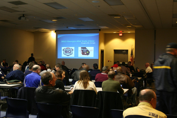 2013 State Umpire Clinic