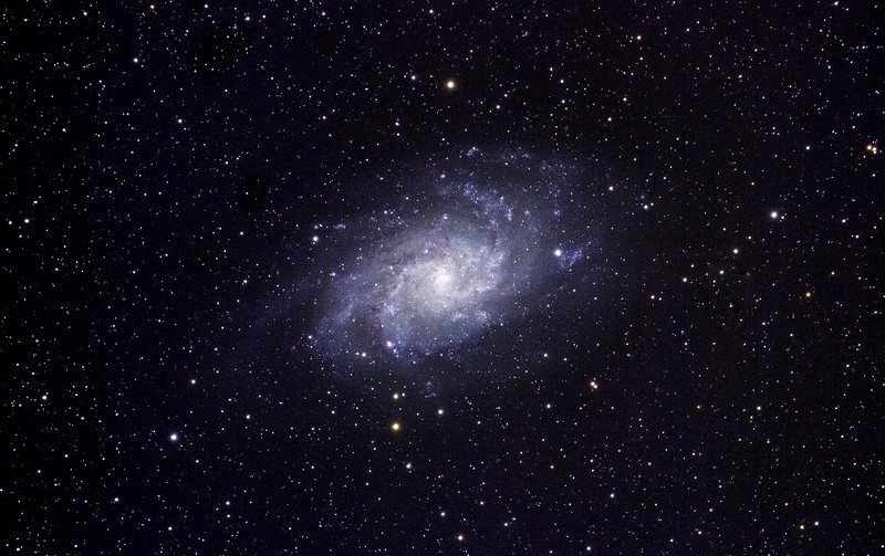 The Triangulum Galaxy M33