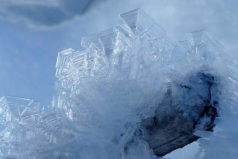 Ice crisals