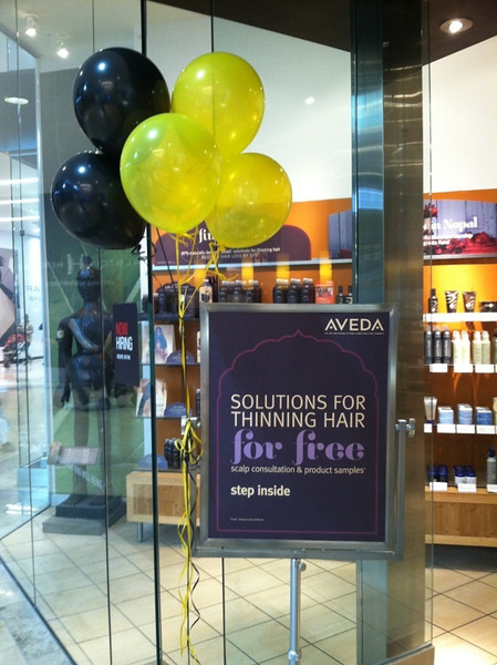 2013_11_18_Aveda_Bee_Honey_event