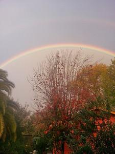 One November Rain, one awesome Rainbow!!!