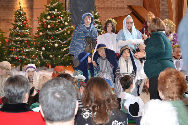 2013.12.15 Christmas Pageant