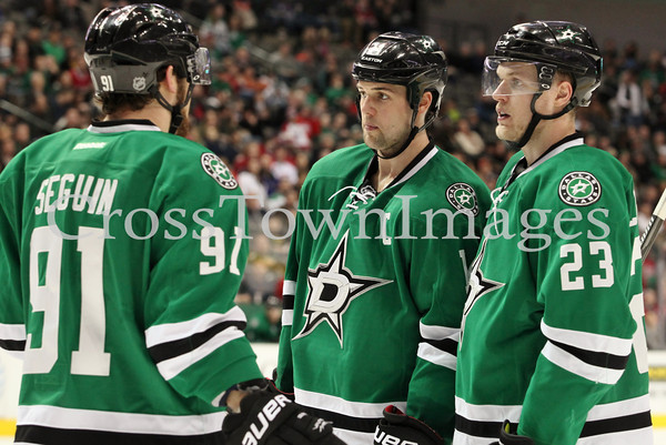 Stars vs Canadiens