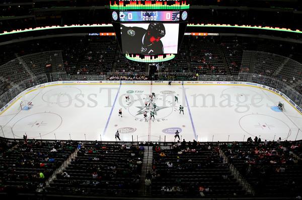 Stars vs Flyers