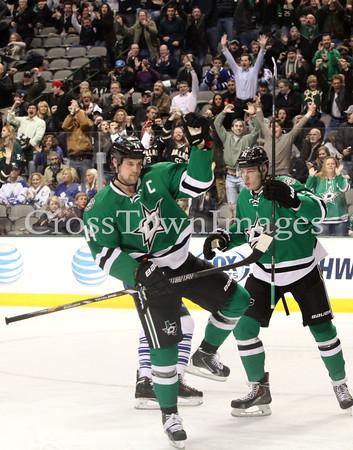 Stars vs Leafs