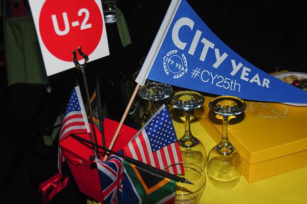 City Year 25th Anniversary Gala City Year 25th Gala - Starry Starry Night - Photo: Jennifer Cogswelll -2014