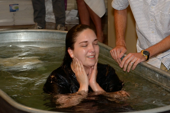 2014 July Baptisms