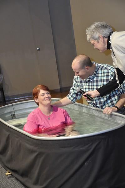 2014 November Baptisms