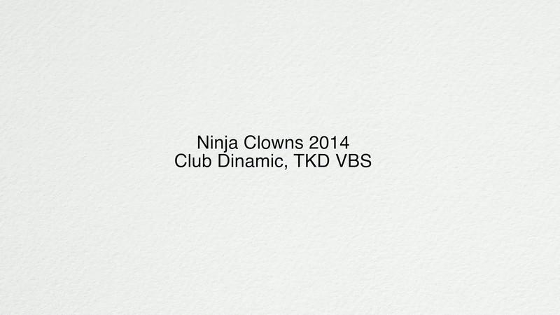 Ninja Clowns 2014