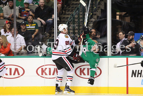 Stars vs Blackhawks