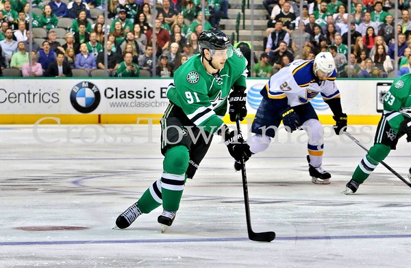 Stars vs Blues 2