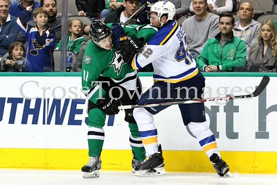 # 11 Curtis McKenzie Fight with # 42 David Backes (2)