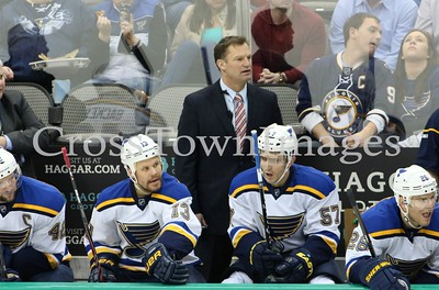 Blues bench